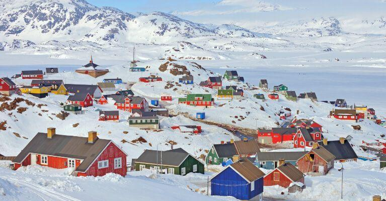 Holidays to the Greenland