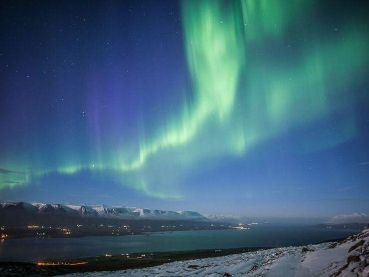 Ultimo Northern Lights