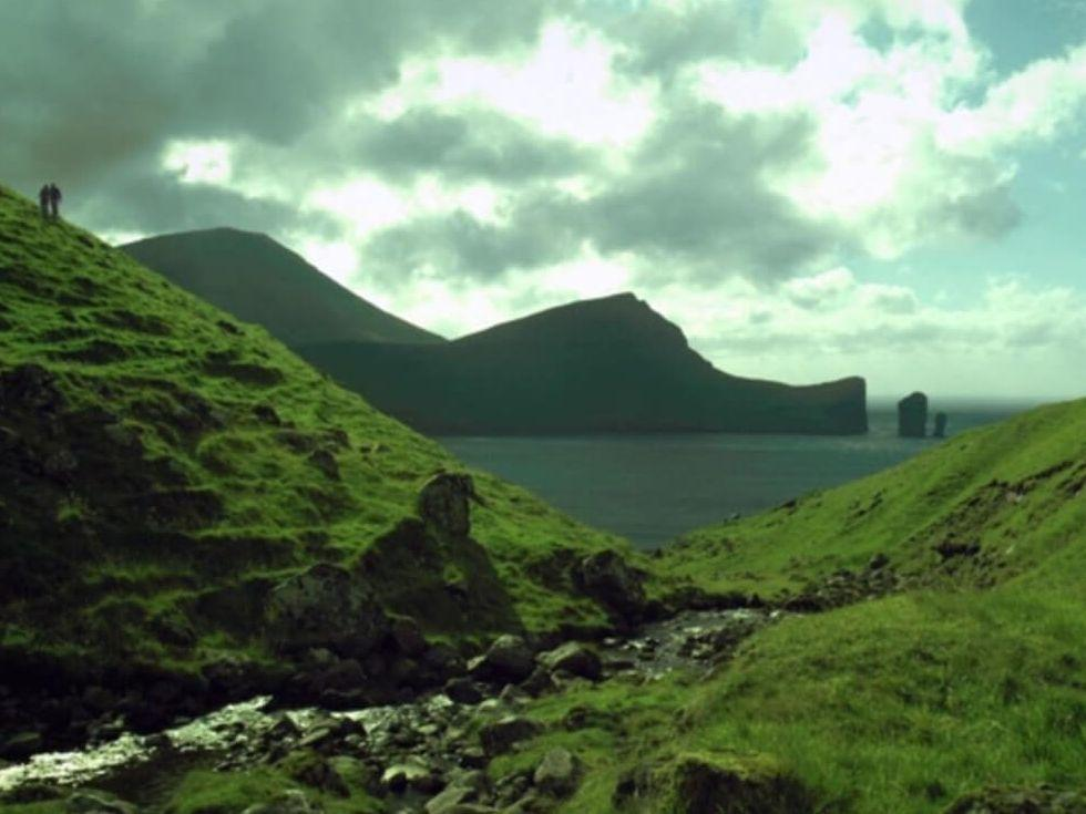 Sailing Around the Faroe Islands