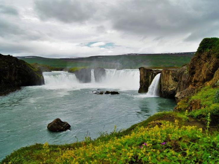 Wonders of North Iceland