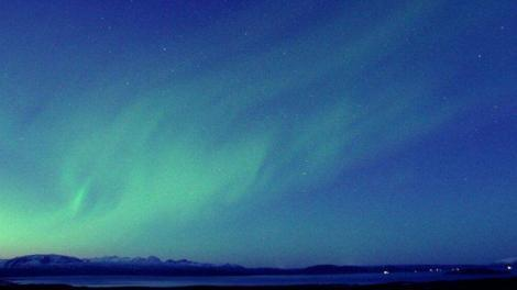 The Land of the Northern Lights