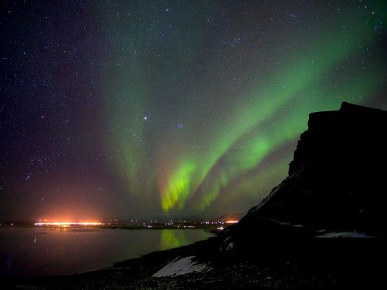 Northern Lights Hunt in South and West Iceland
