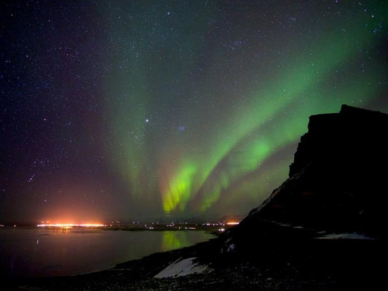 Northern Lights and Golden Circle