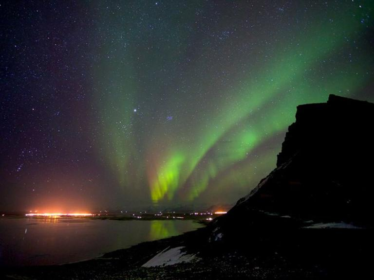 Northern Lights and Whale Watching