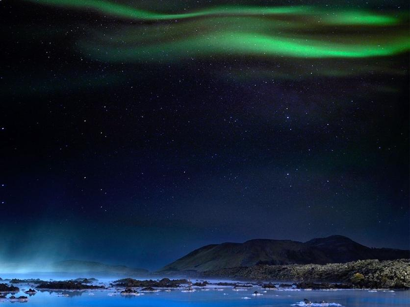 Northern Lights, Ice Cave and Winter Wellness