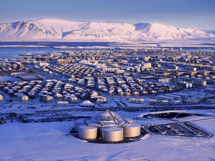 Iceland Noir - Festival of Crime Fiction 2020