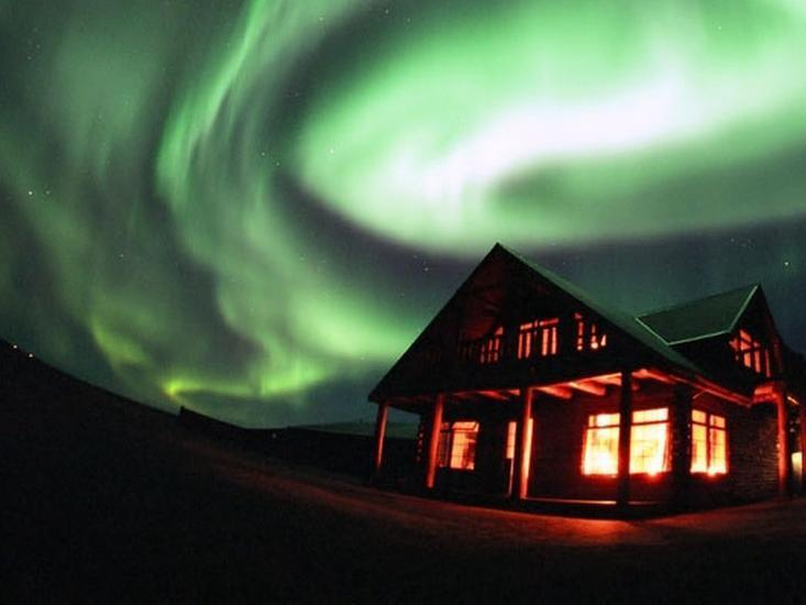 Northern Lights and Luxury at Rangá