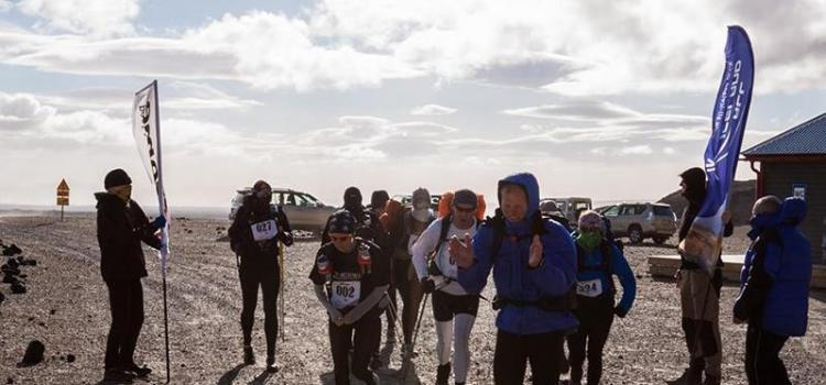 The Fire And Ice Ultra Marathon In Iceland