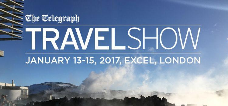 Telegraph Travel Show this Week