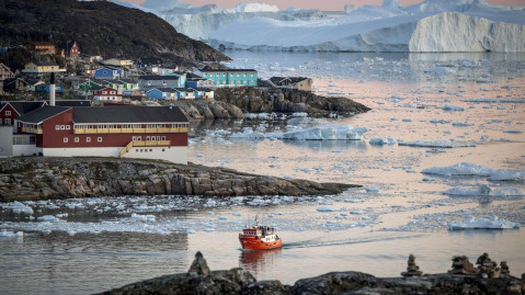 Discover Greenland